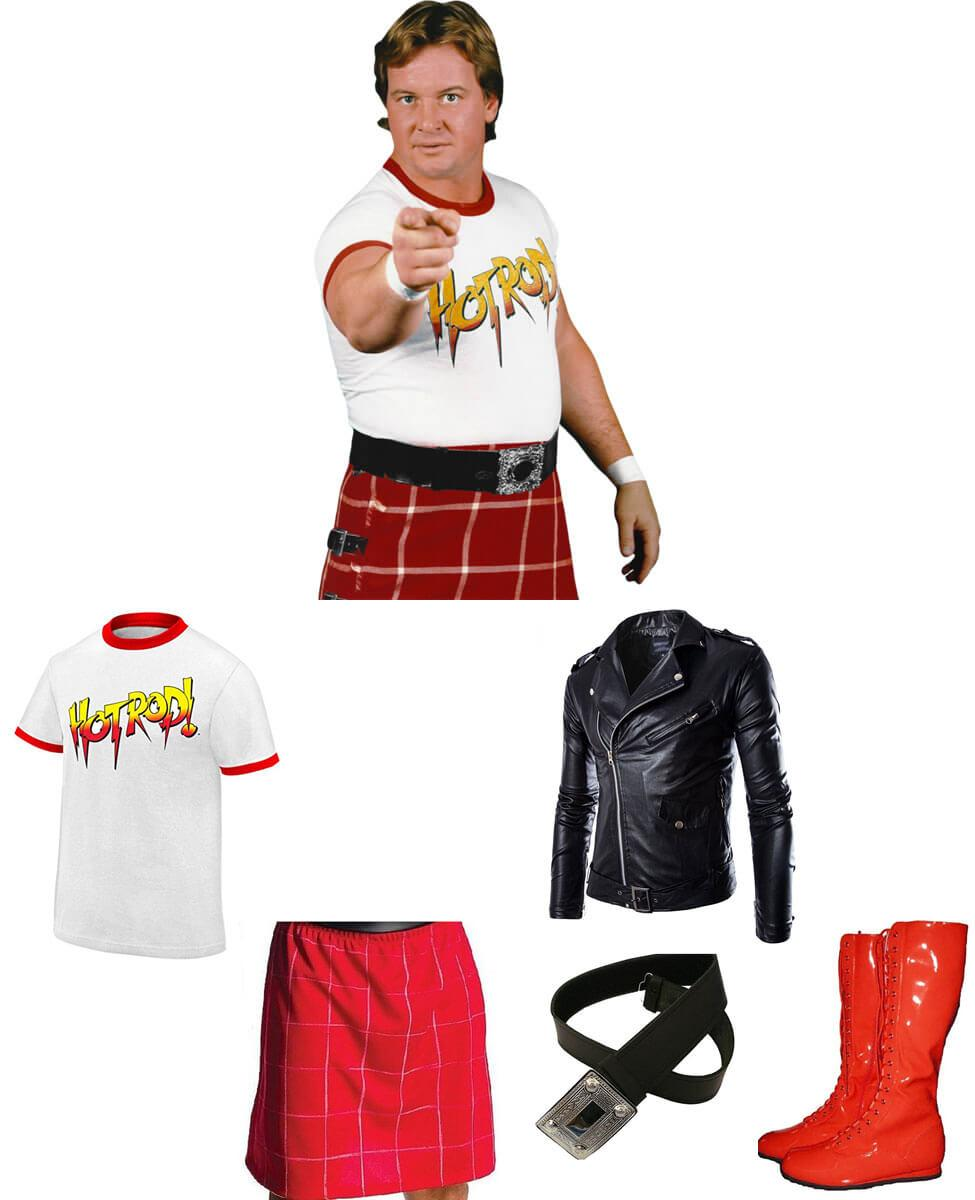 Rowdy Roddy Piper Cosplay Guide