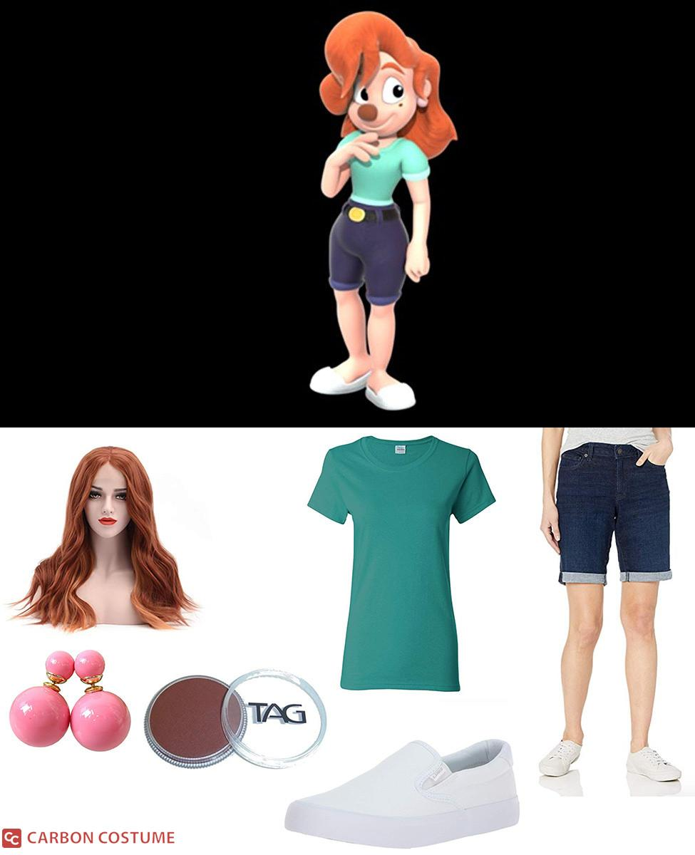 Roxanne from A Goofy Movie Cosplay Guide