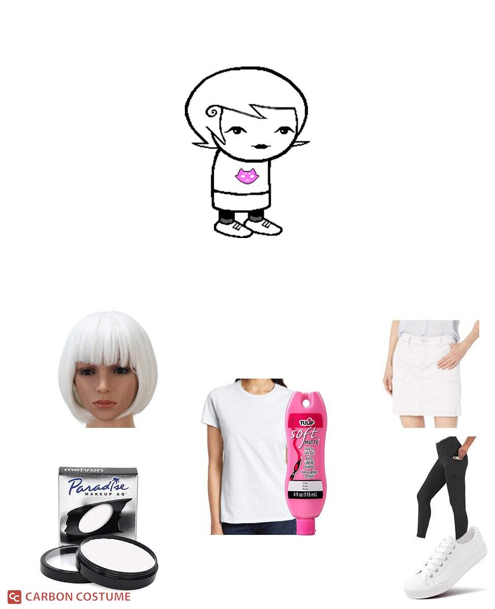 Roxy Lalonde from Homestuck Cosplay Guide