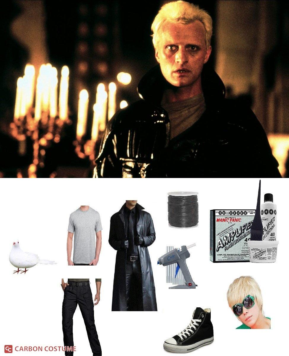 Roy Batty from Blade Runner Cosplay Guide