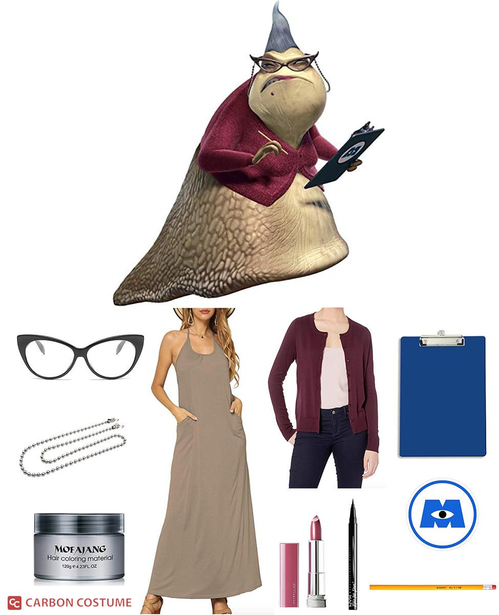 Roz from Monsters, Inc. Cosplay Guide