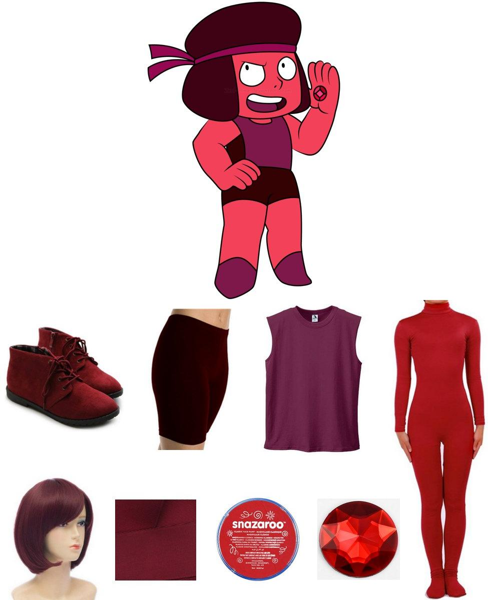 Ruby Cosplay Guide