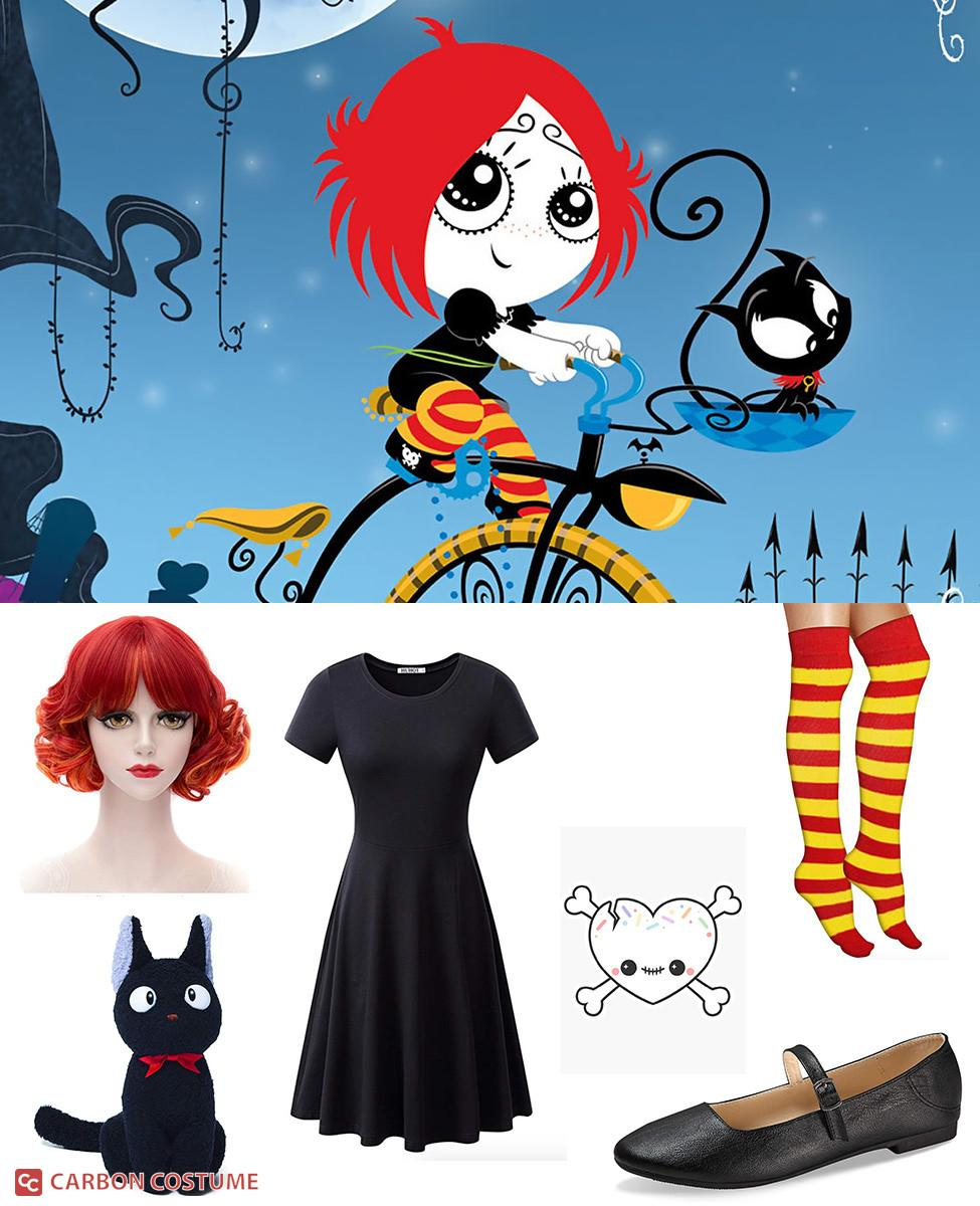 Ruby Gloom Cosplay Guide