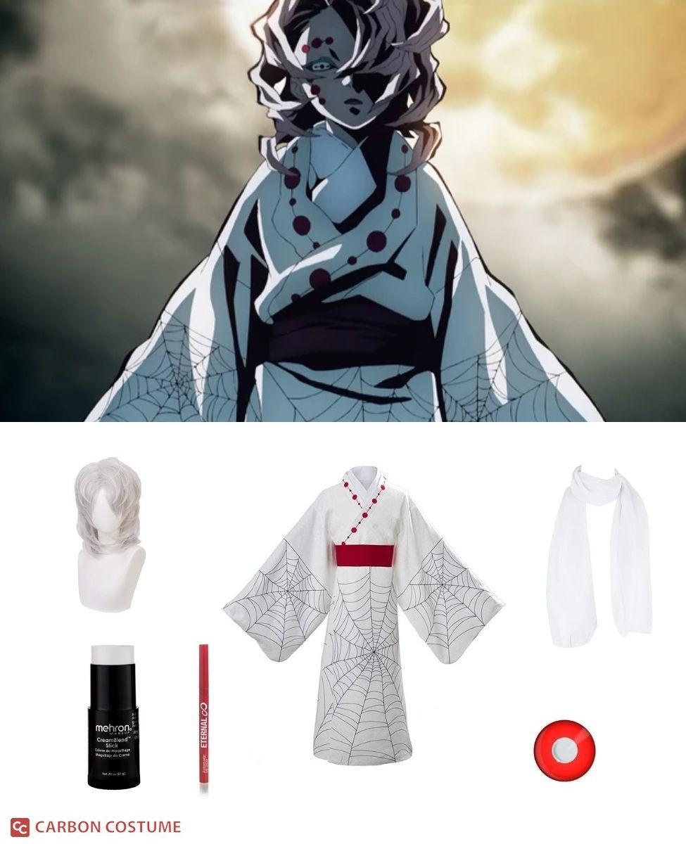 Rui from Demon Slayer Cosplay Guide