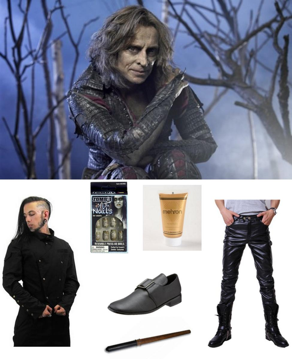 Rumpelstiltskin from Once Upon a Time Cosplay Guide