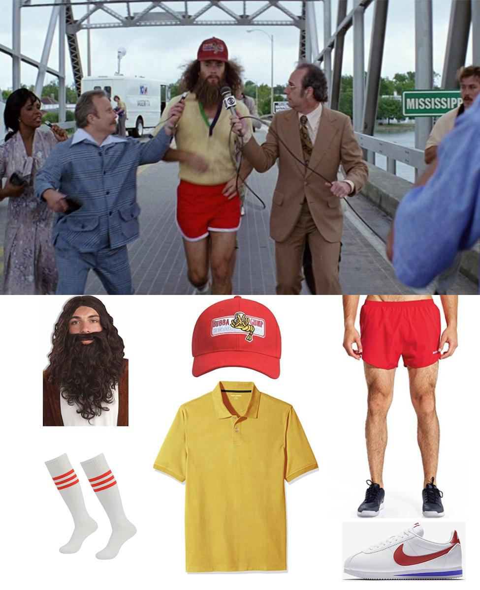 Running Forrest Gump Cosplay Guide