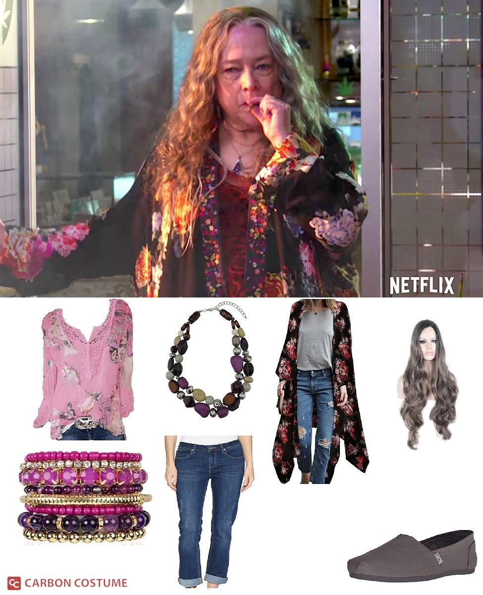 Ruth Whitefeather Feldman from Disjointed Cosplay Guide