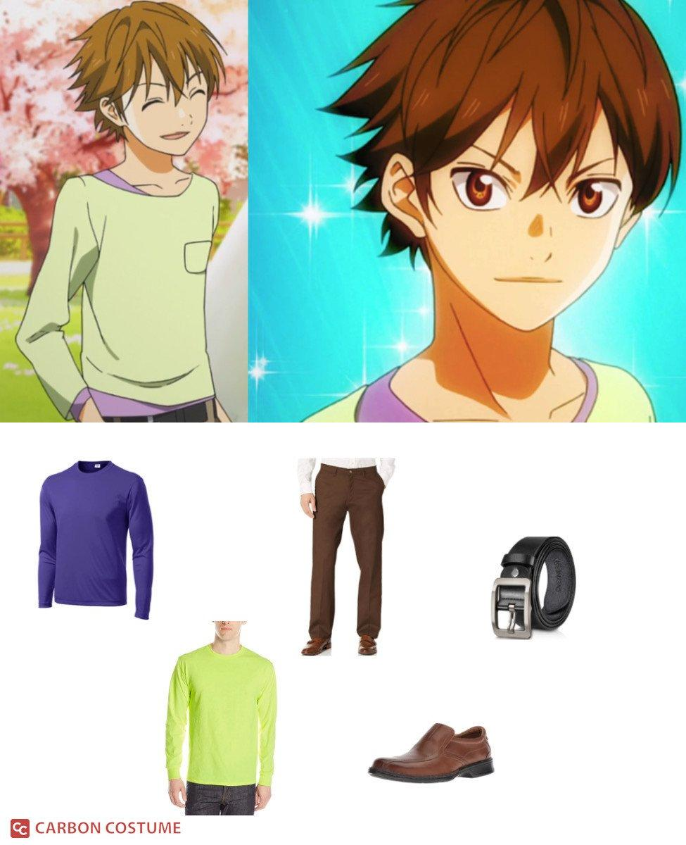 Ryota from Your Lie in April Cosplay Guide