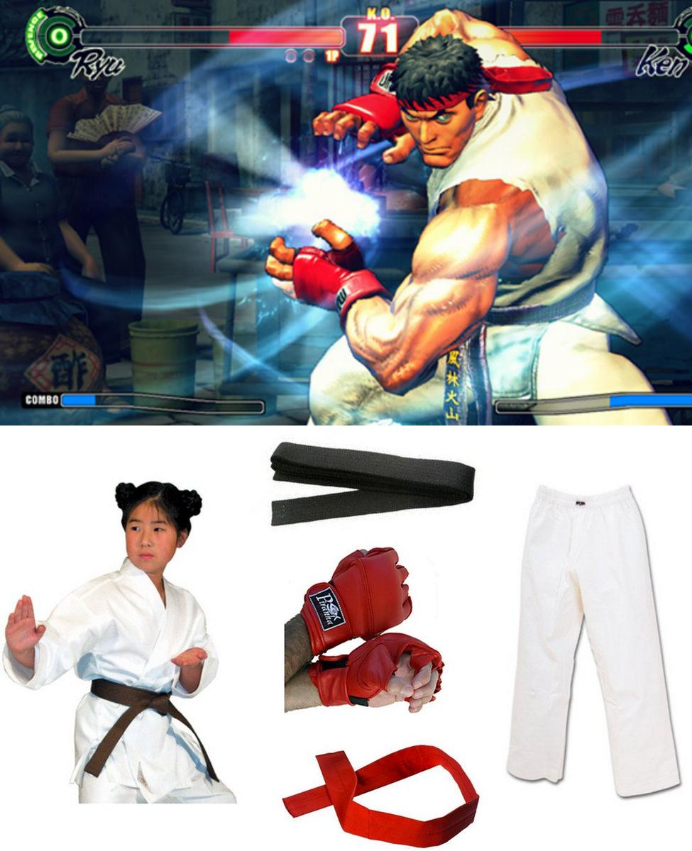 Ryu Cosplay Guide