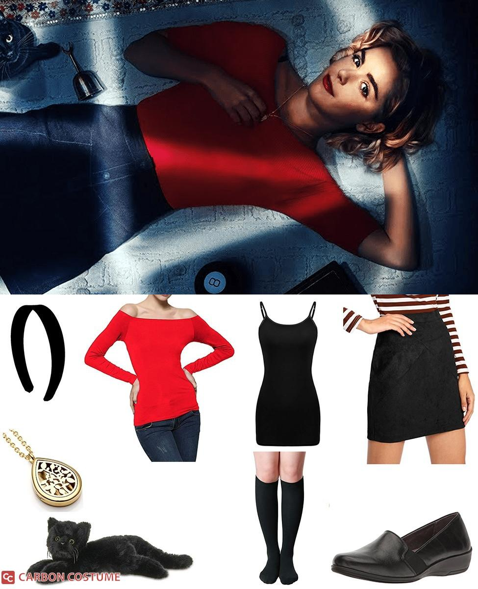 Sabrina Spellman from Chilling Adventures of Sabrina Cosplay Guide