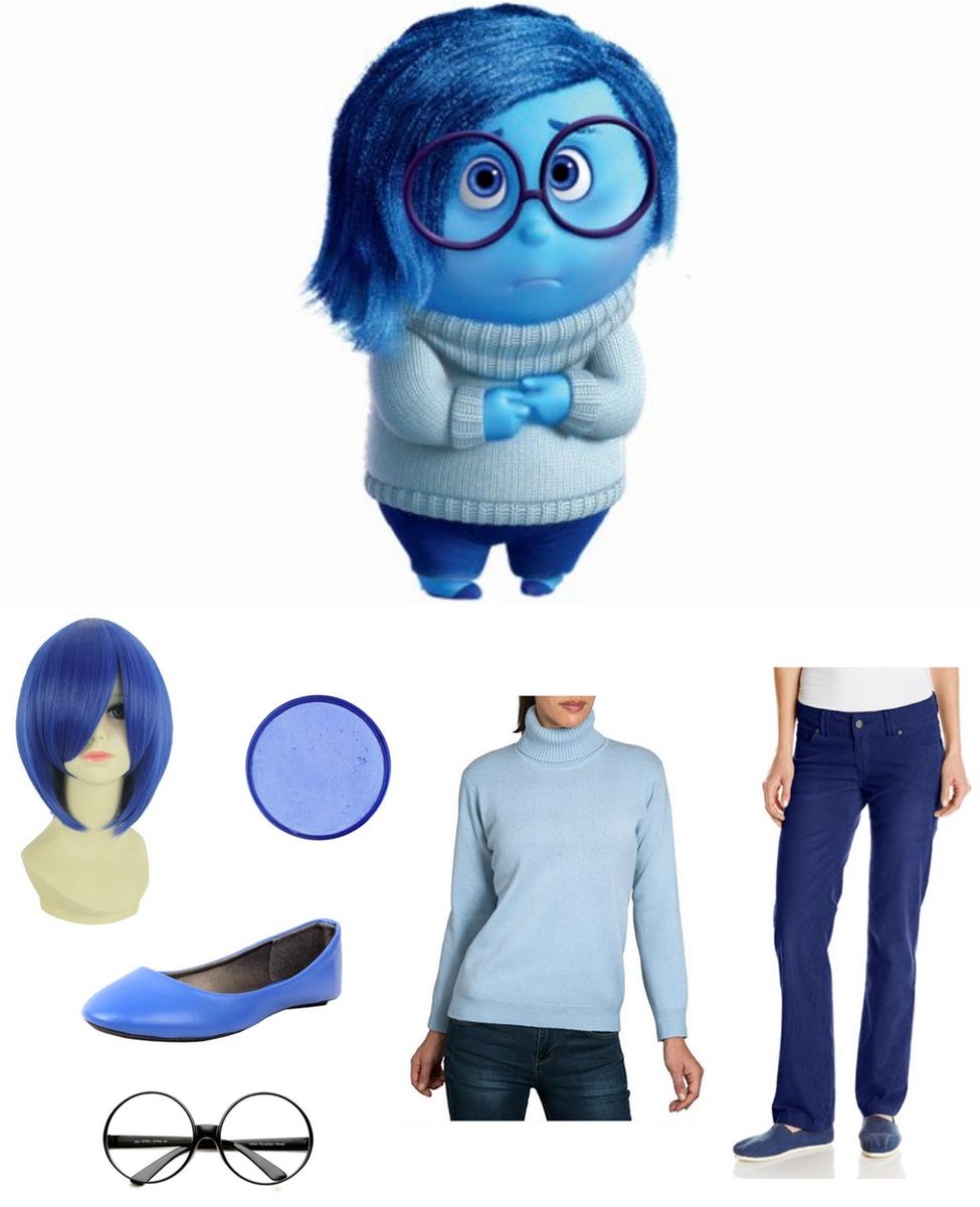 Sadness Cosplay Guide