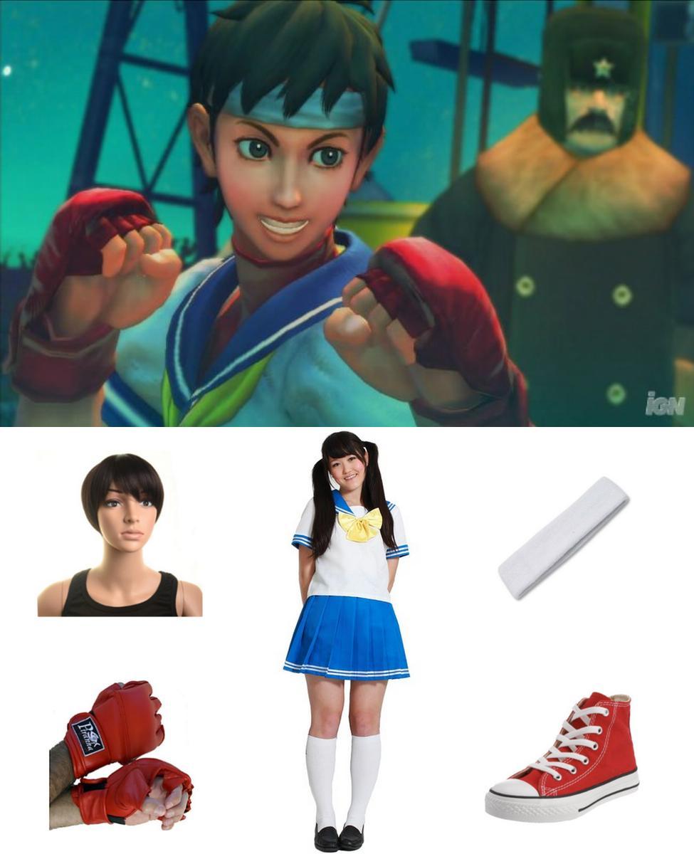 Sakura Cosplay Guide