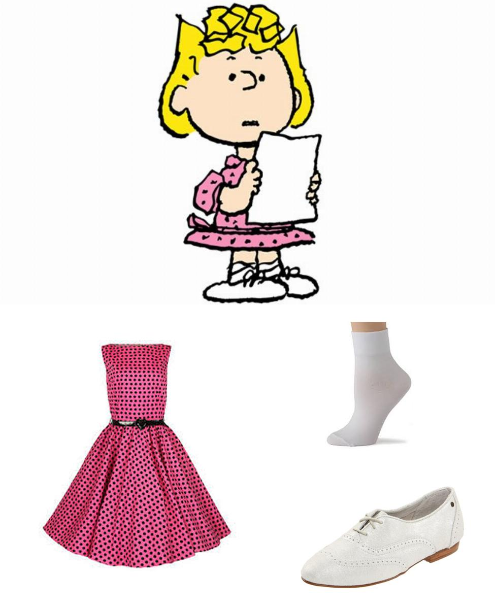Sally Brown Cosplay Guide
