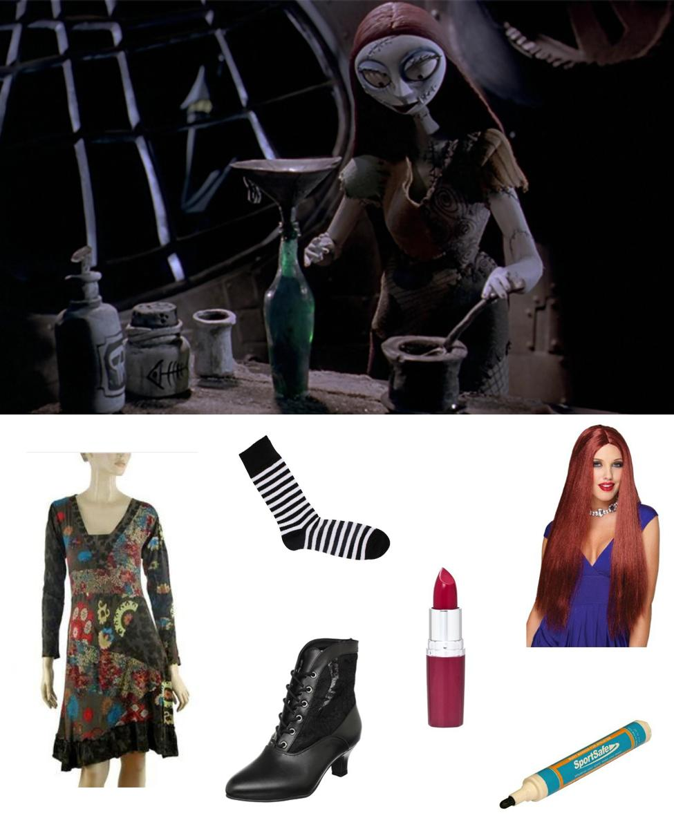Sally from The Nightmare Before Christmas Cosplay Guide