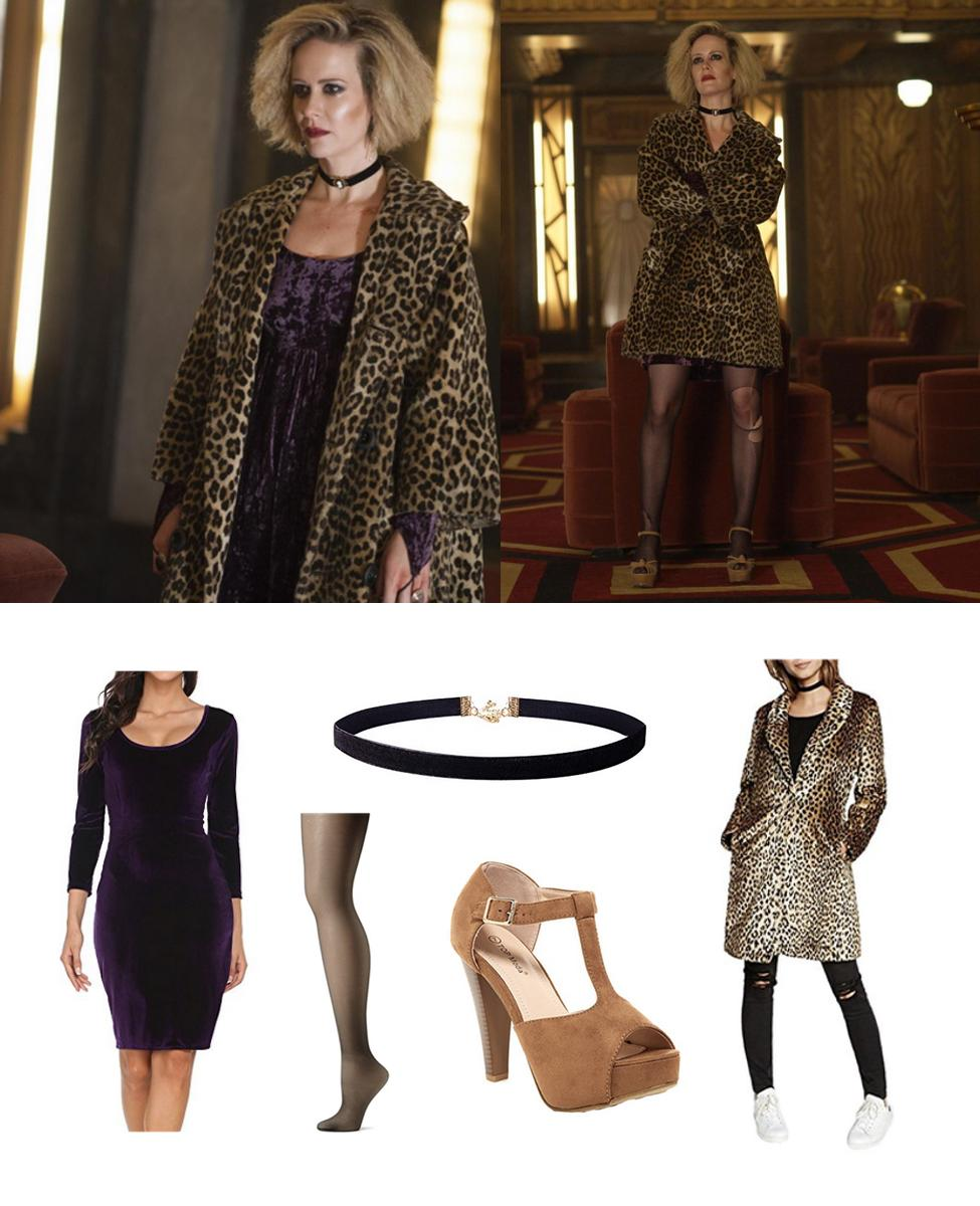 Sally McKenna from AHS: Hotel Cosplay Guide