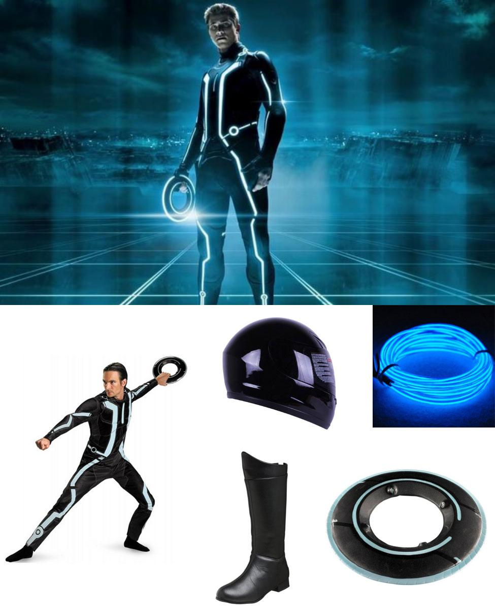 Sam Flynn from Tron: Legacy Cosplay Guide