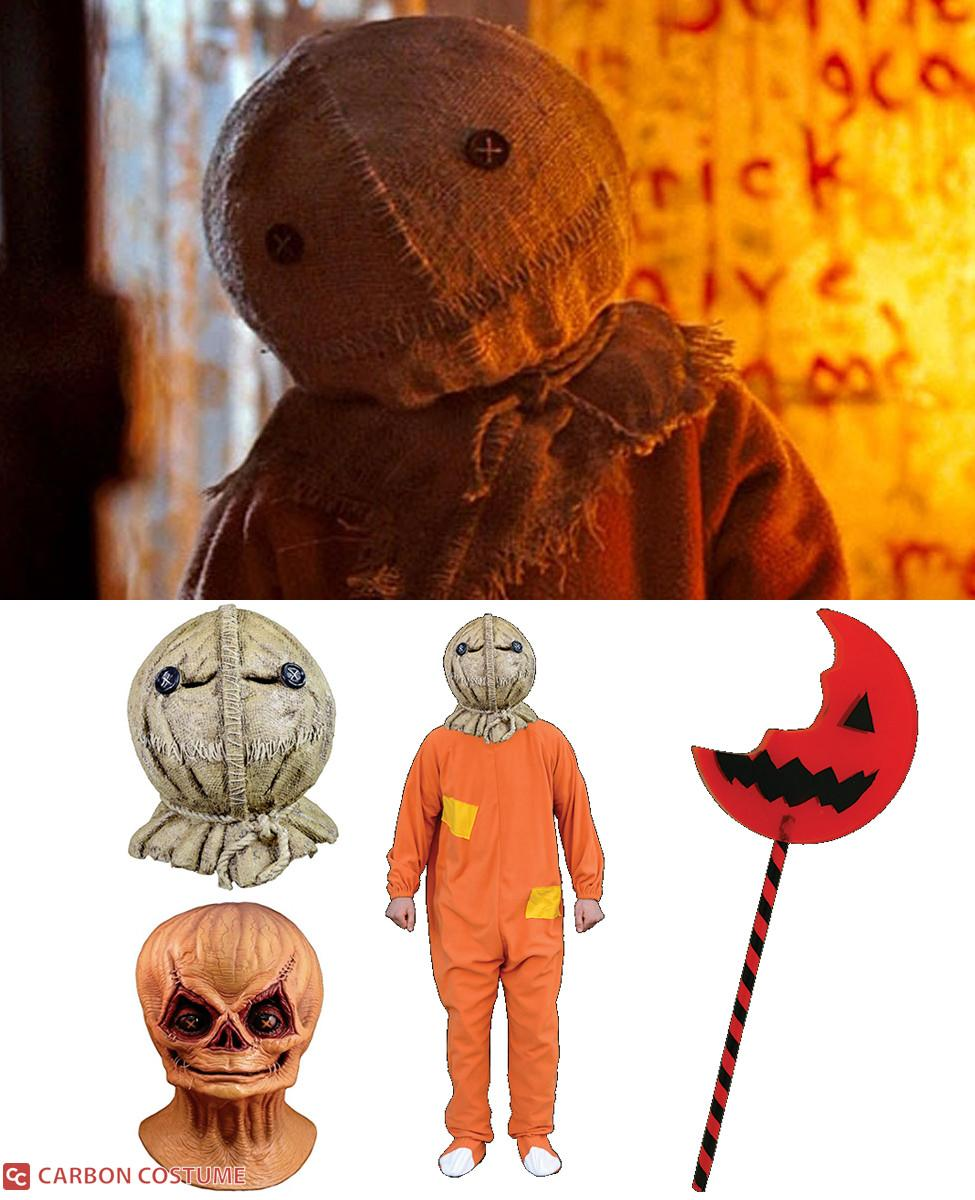 Sam from Trick R Treat Cosplay Guide