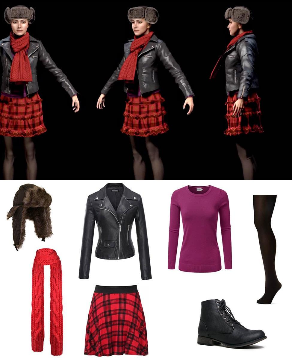 Sam from Until Dawn Cosplay Guide