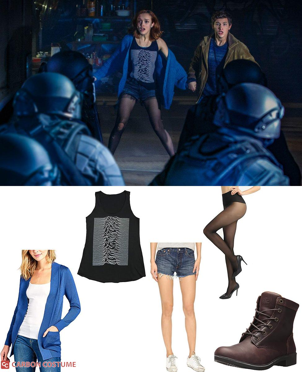 Samantha Cook from Ready Player One Cosplay Guide
