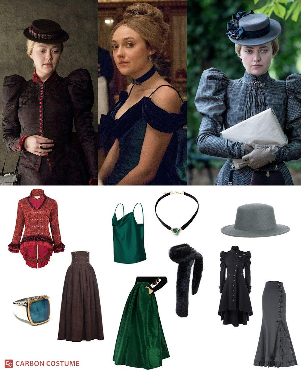 Sara Howard from The Alienist Cosplay Guide