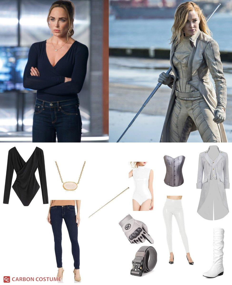 Sara Lance (White Canary) from DC's Legends of Tomorrow Cosplay Guide