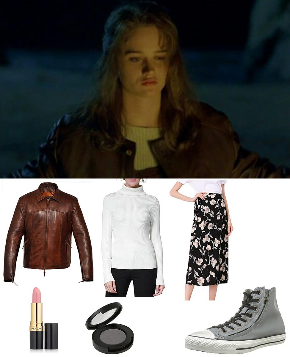 Sarah Bailey from The Craft Cosplay Guide