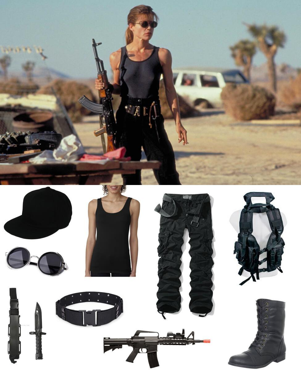 Sarah Connor Cosplay Guide