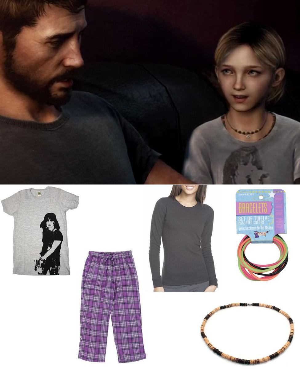 Sarah from The Last of Us Cosplay Guide