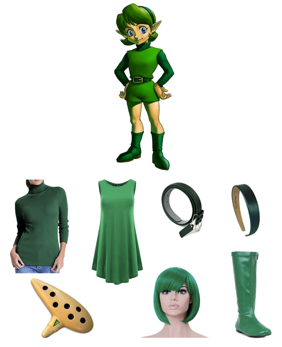 Saria Cosplay Guide