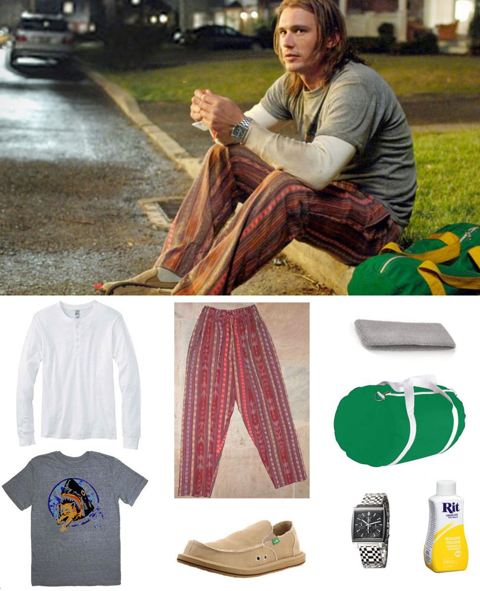 Saul Silver in Pineapple Express Cosplay Guide