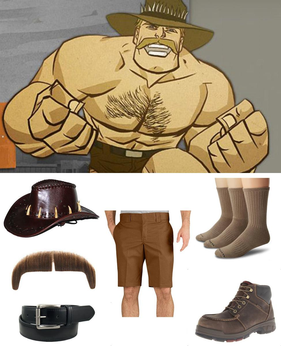 Saxton Hale Cosplay Guide