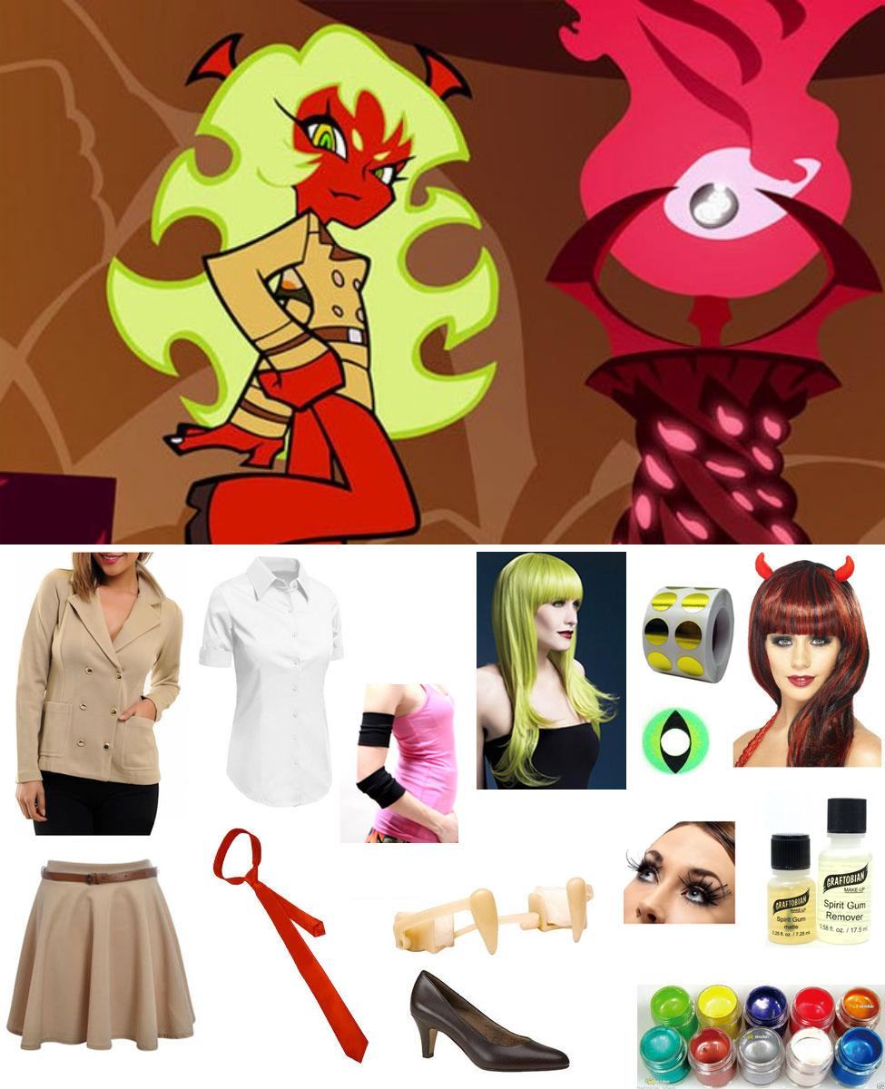 Scanty Daemon Cosplay Guide