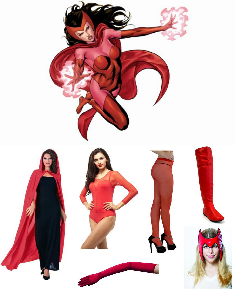Scarlet Witch Cosplay Guide