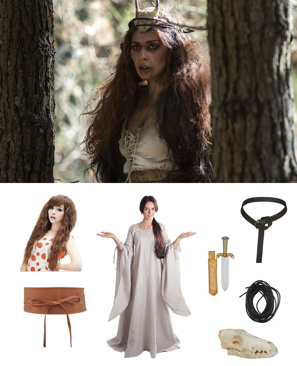 Scathach from American Horror Story: Roanoke Cosplay Guide