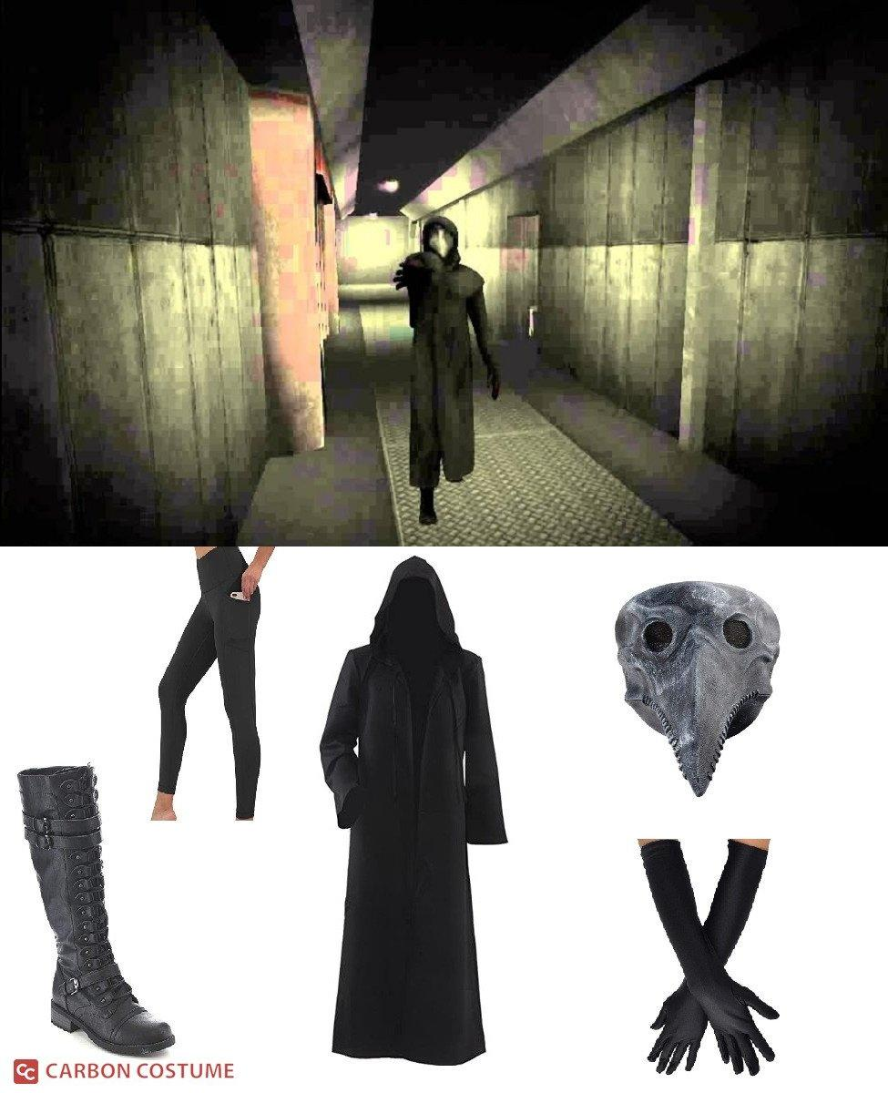 SCP-049 from SCP – Containment Breach Cosplay Guide