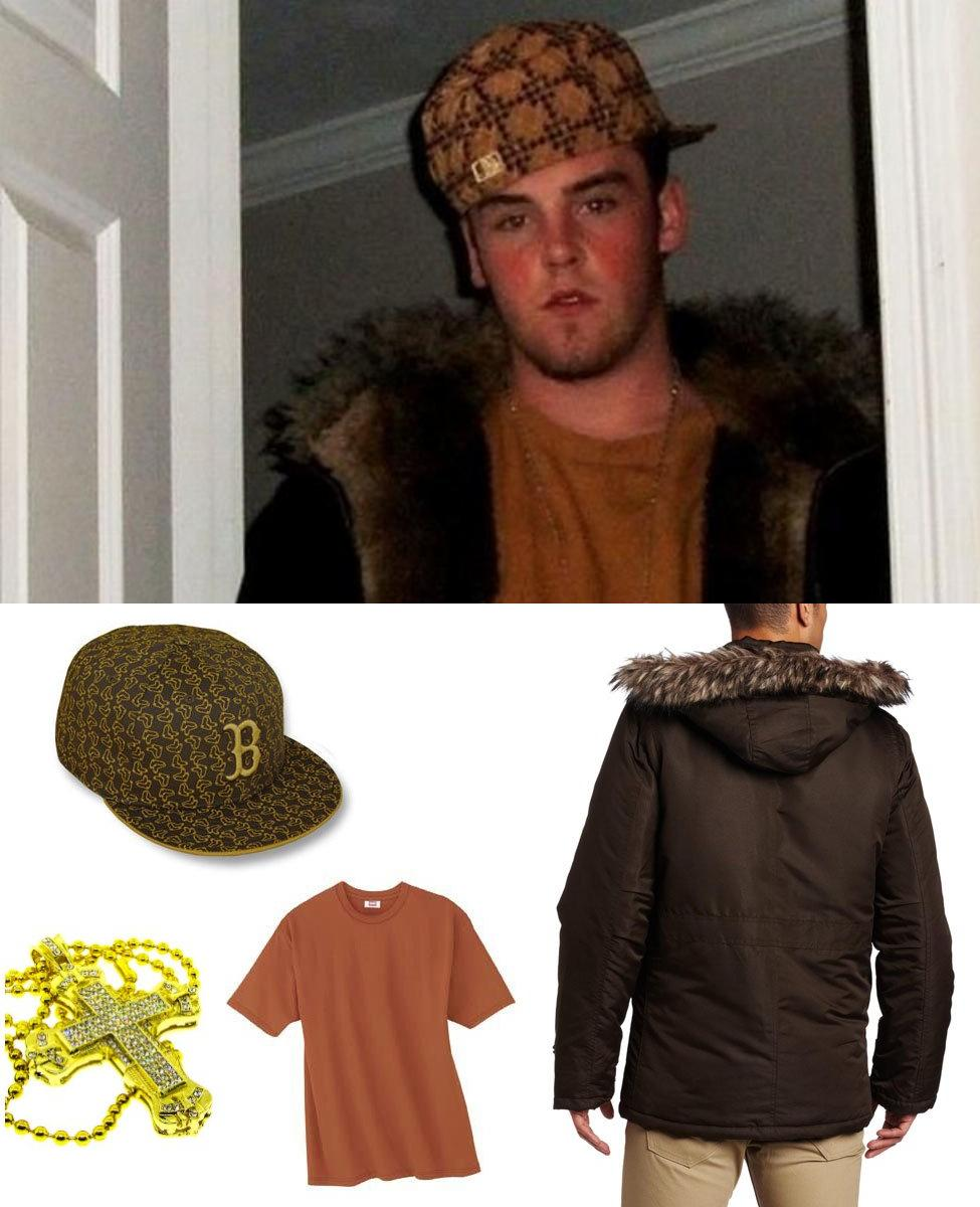 Scumbag Steve Cosplay Guide
