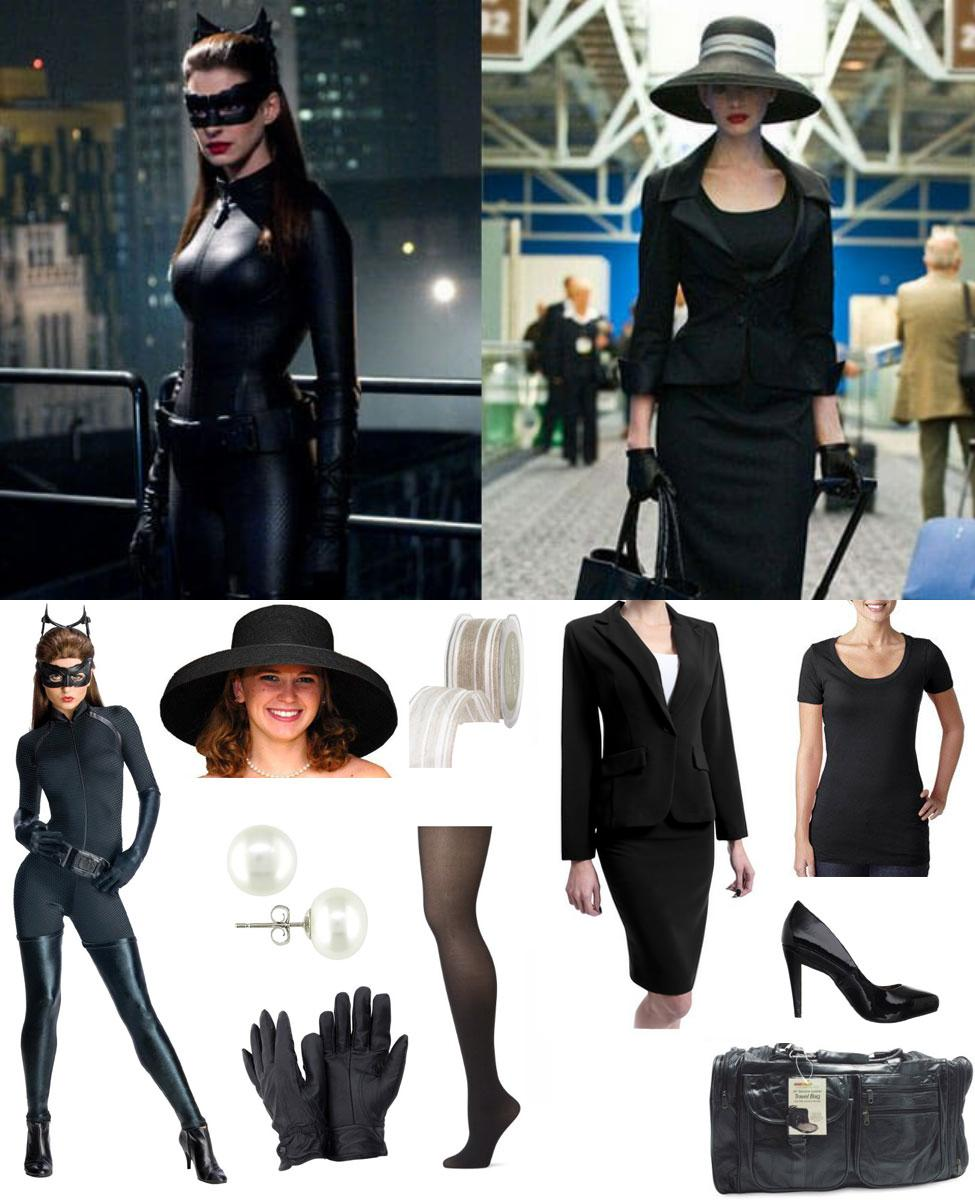 Selina Kyle as Catwoman Cosplay Guide