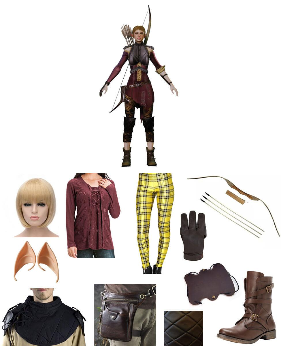 Sera from Dragon Age: Inquisition Cosplay Guide