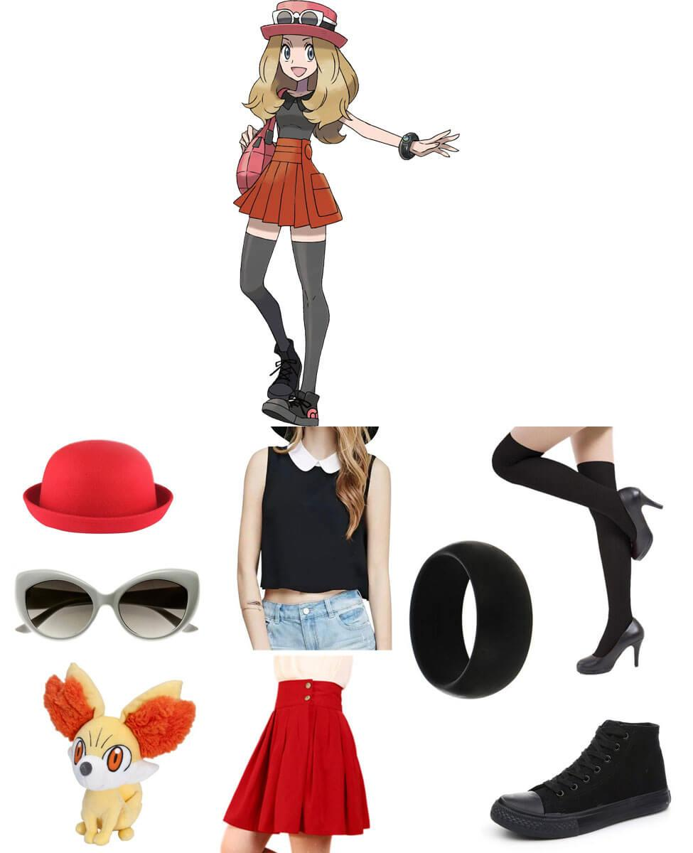 Serena from Pokemon X and Y Cosplay Guide
