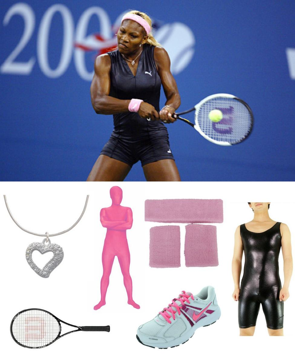 Serena Williams Cosplay Guide