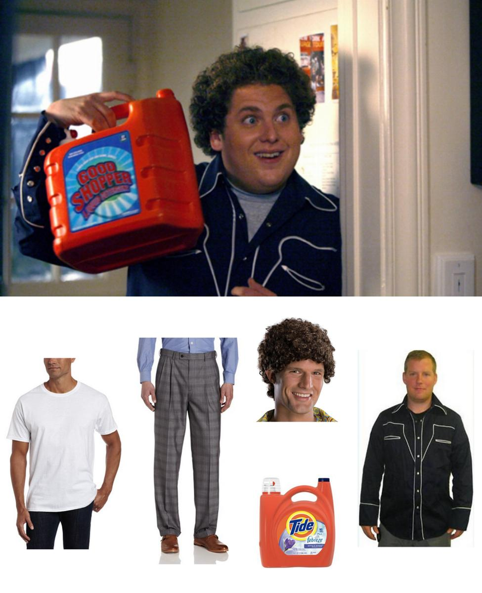 Seth from Superbad Cosplay Guide