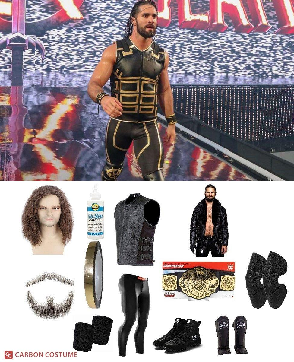Seth Rollins Cosplay Guide