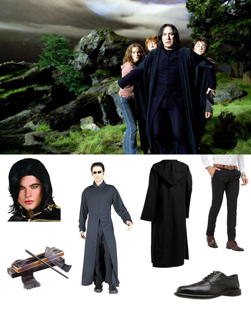 Severus Snape Cosplay Guide
