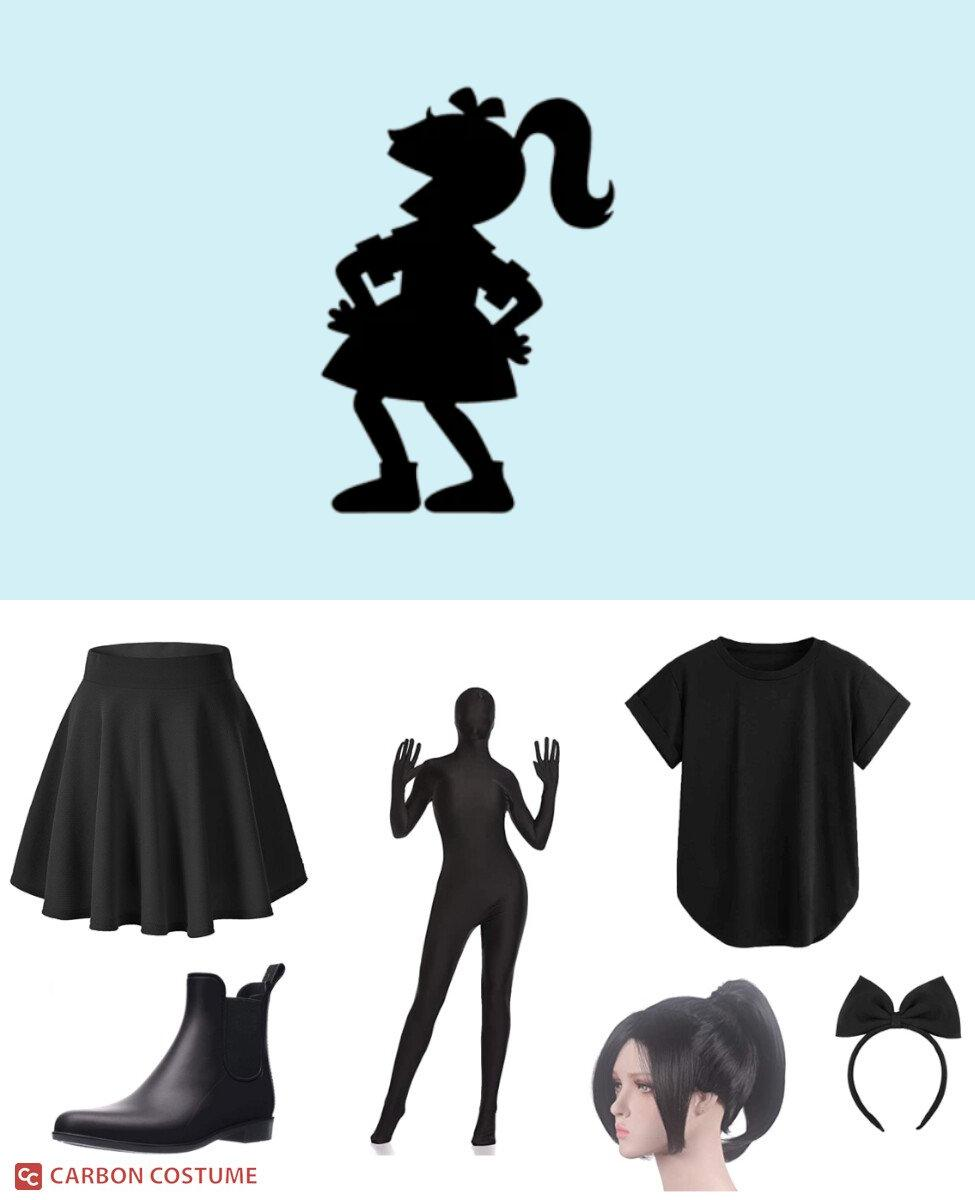 Shadow from Bear in the Big Blue House Cosplay Guide