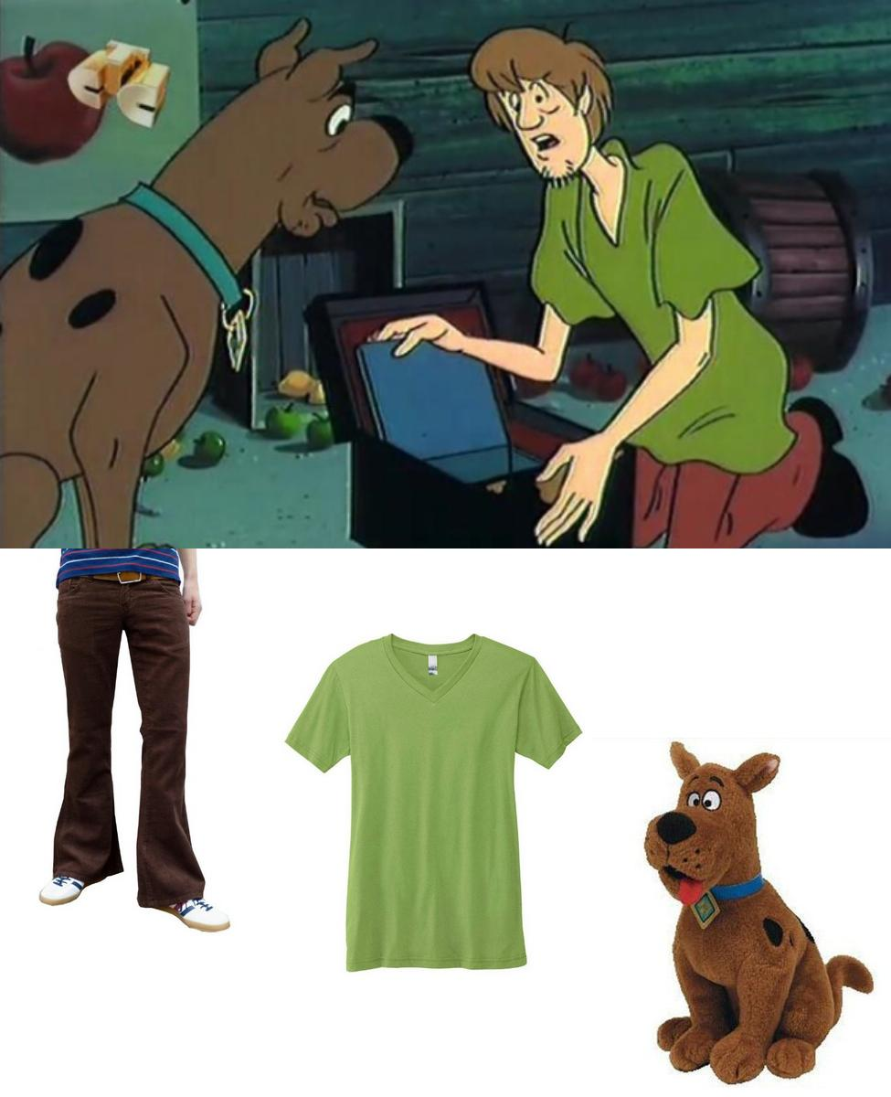 Shaggy Rogers Cosplay Guide