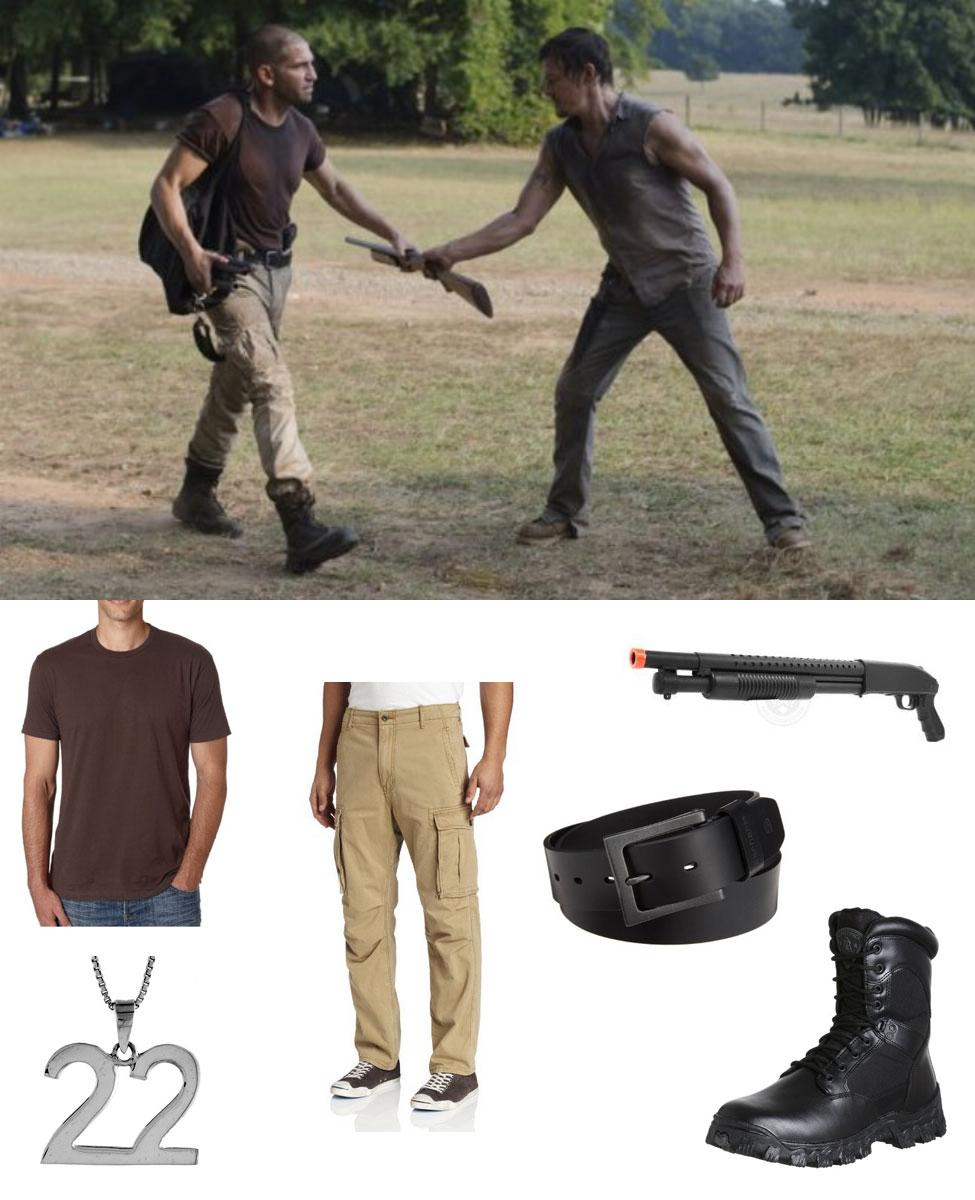Shane Walsh Cosplay Guide