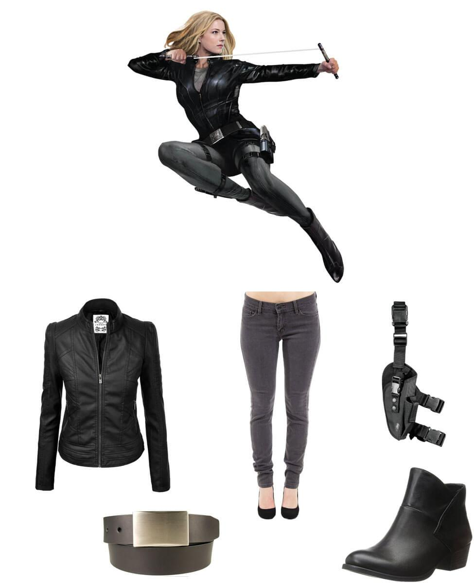 Sharon Carter Cosplay Guide