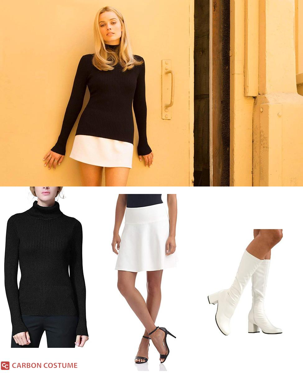 Sharon Tate from Once Upon a Time in Hollywood Cosplay Guide