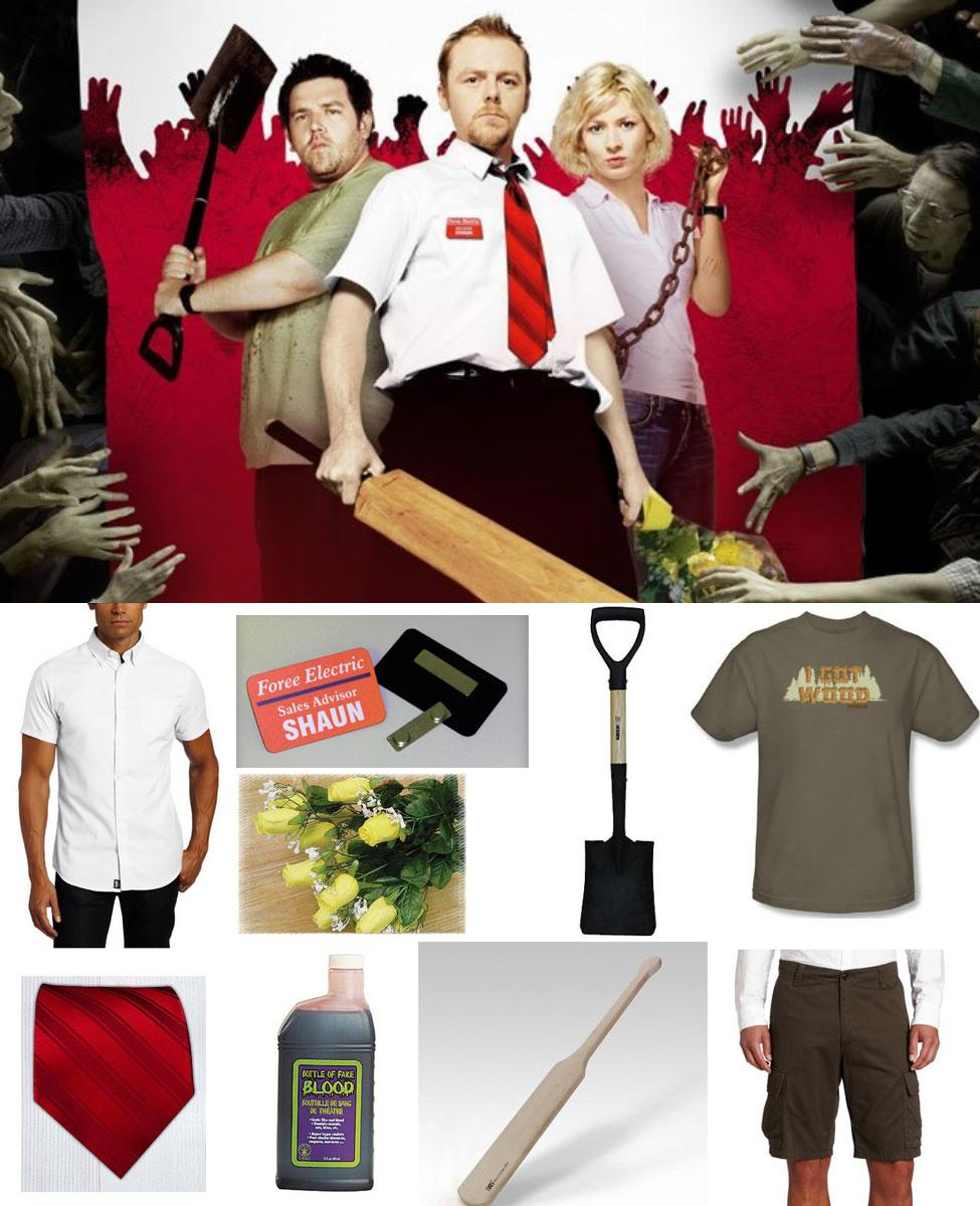 Shaun of the Dead Cosplay Guide