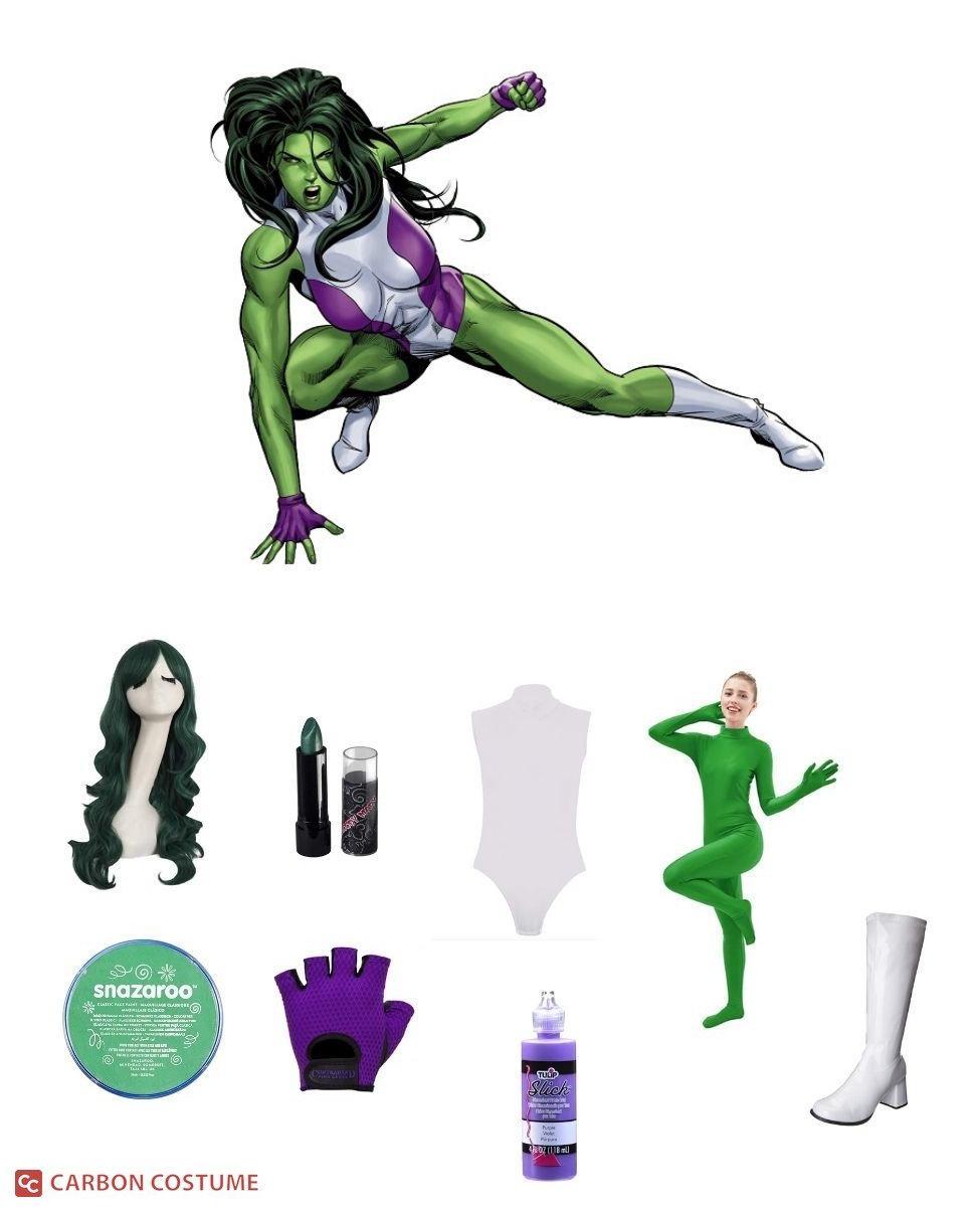 She-Hulk Cosplay Guide